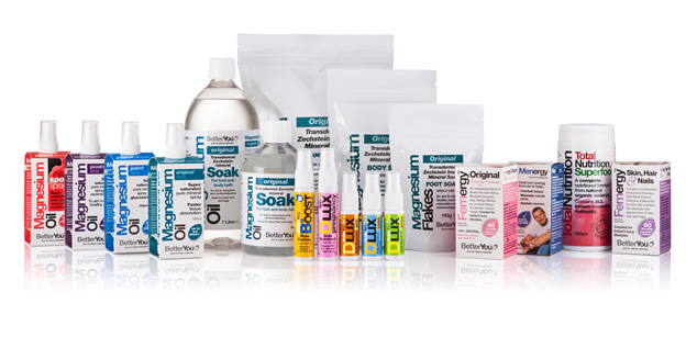 Emily Whitehead Nutritional Therapist and Personal Trainer - Photo image of my Better You Supplements shop products.